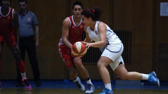 Отново избраха звезда на Хасково в Драфта на WNBA