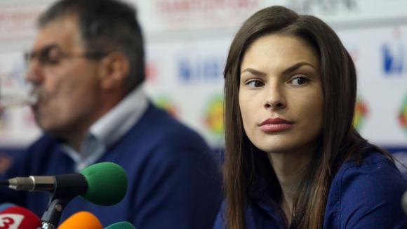 IAAF отмени временното спиране на правата на Габриела Петрова