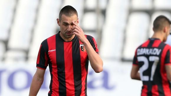 Камбуров не спира да вкарва и плаща 100 евро