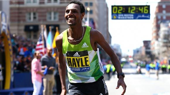 Триумф за Етиопия в 120-ото издание на маратона на Бостън
