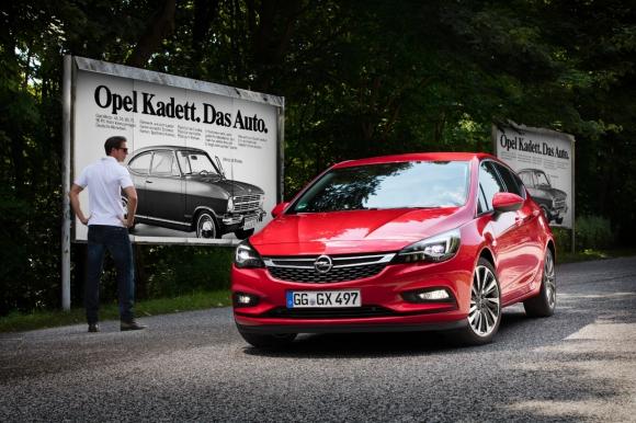 Еволюция на индивида (тест на новия Opel Astra)