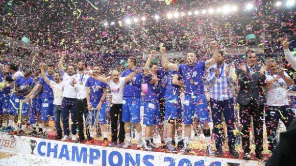 Сигал и Станимир Маринов триумфираха в Балканската лига