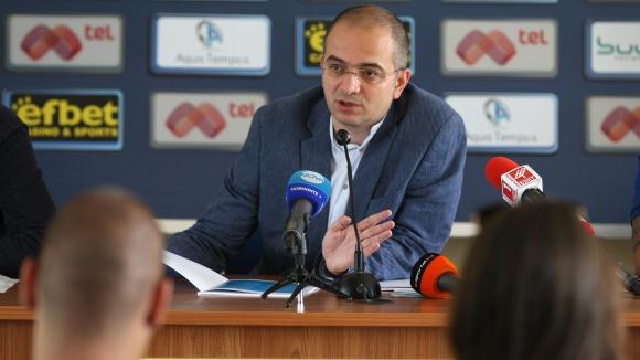 Васил Колев отговори на сина на Тодор Батков