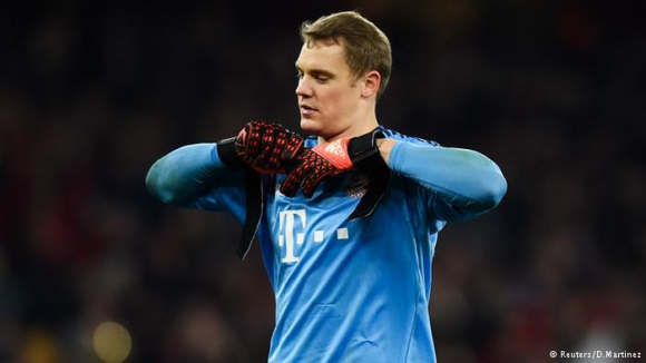 Нойер ще получава по 15 милиона евро на сезон