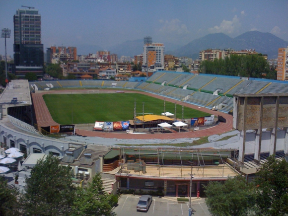 Албания ще има нов национален стадион