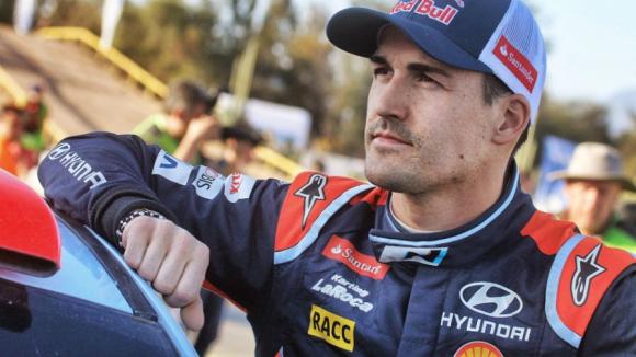 Сордо и Ожие поведоха след първия етап на рали Аржентина