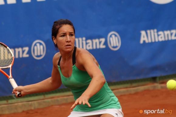 Елица Костова се класира за четвъртфиналите в САЩ