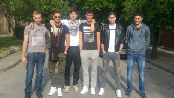 Шестима възпитаници на Виктория Волей започват подготовка с мъжкия национален отбор
