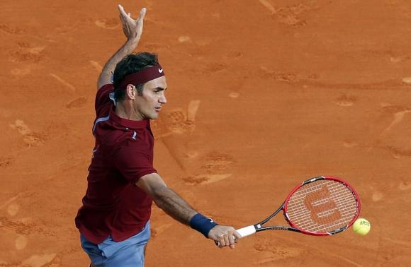 Федерер пропуска турнира в Мадрид