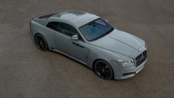Rolls-Royce Wraith получи свръхдоза от SPOFEC