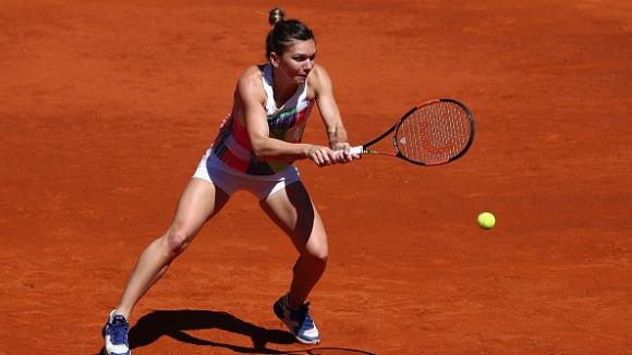 Симона Халеп се класира за четвъртфиналите в Мадрид