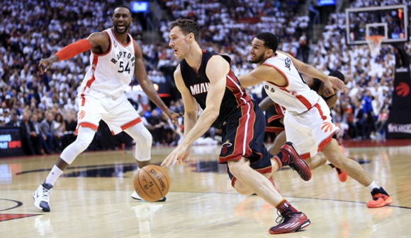 Торонто изравни серията срещу Маями