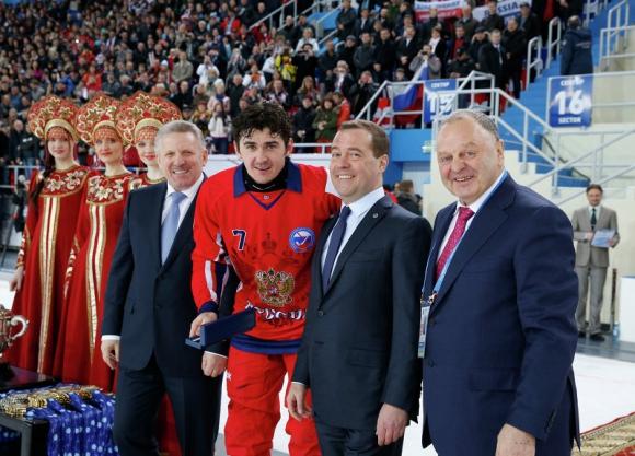 Дмитрий Медведев ще открие Cветовното първенство по хокей на лед