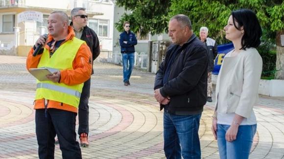 """Заместник-министър Нина Найденова откри """"Черно море офроуд 2016"""""""