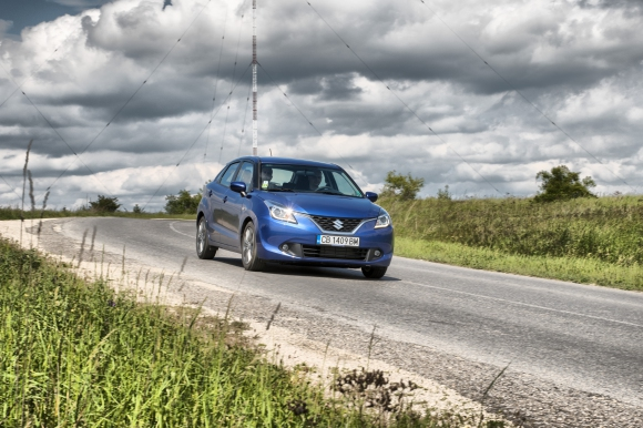 Новото Suzuki Baleno дойде и в България (Снимки)