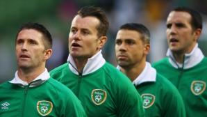 Ирландците взеха решение за Роби Кийн