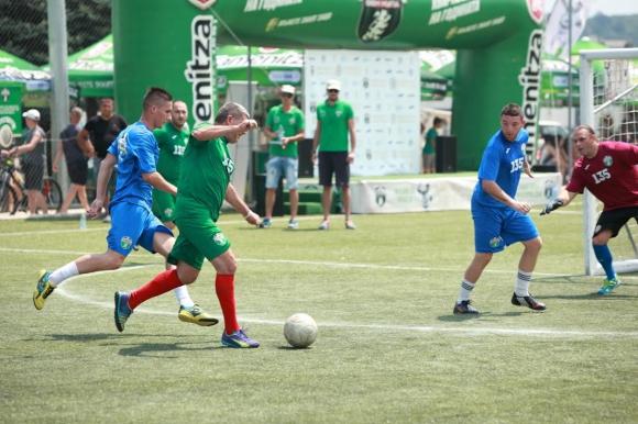 Фен Купа 2016 в Монтана започна с голове по европейски стандарт