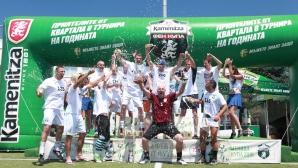 Еталон 05 вдигна за девети път регионалната Фен Купа 2016 в Монтана