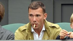 Шевченко стана селекционер на Украйна