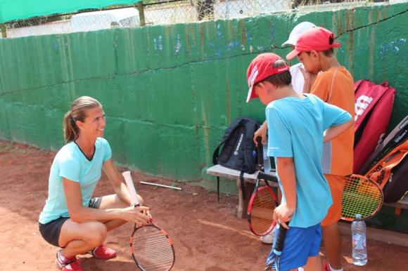 84e318a632b Любомира Бачева: За да успееш в тениса, са нужни 90% дисциплина и 10 ...