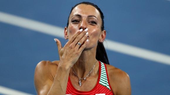 Ивет се сбогува с олимпийската писта с осмо място, Томпсън с втора титла (ВИДЕО + ГАЛЕРИЯ)
