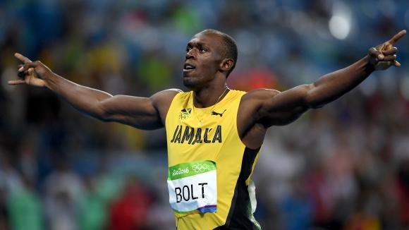 Легенда! Трети олимпийски дубъл на 100 и 200 м за Болт (ВИДЕО + ГАЛЕРИЯ)