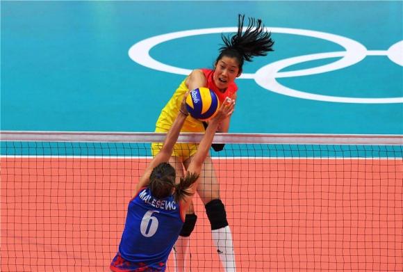 Тън Жу MVP на Олимпиадата
