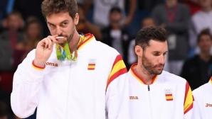 Пау Гасол: Ще играя за Испания, докато мога