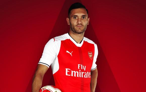 Арсенал обяви официално трансфера на Лукас