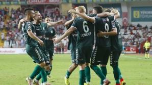 Рангелов бележи при победа срещу отбора на Ето'о (видео)
