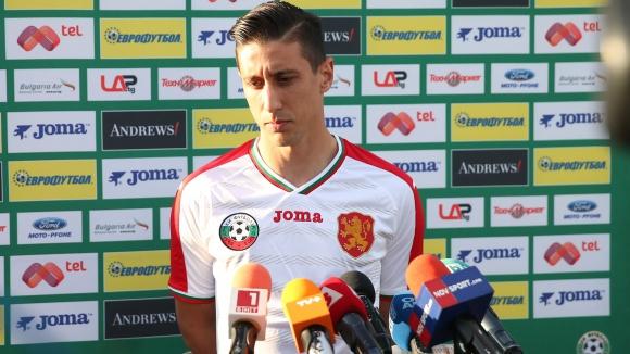 Александров: Не си повярвахме след гола