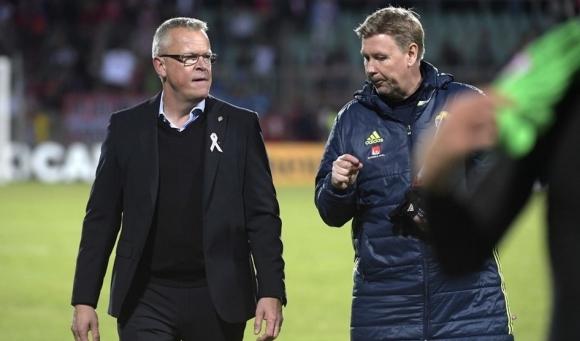 Селекционерът на Швеция не е сигурен кои играчи ще пусне срещу България