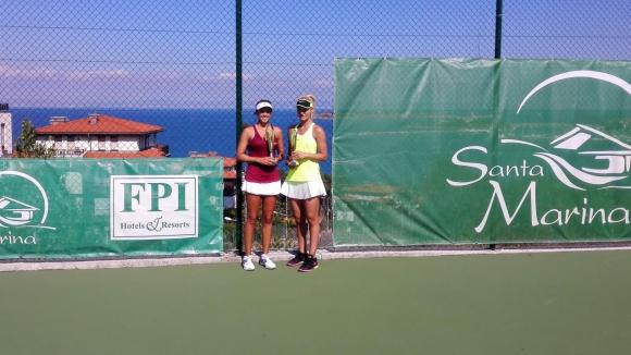 Румънка спечели турнира в Созопол