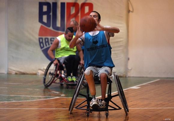 Варна 2010 завърши с победа в първенството по баскетбол на колички