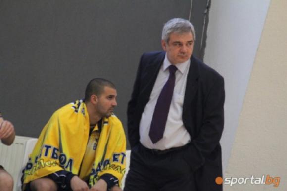 Иван Чолаков е новият председател на НБЛ