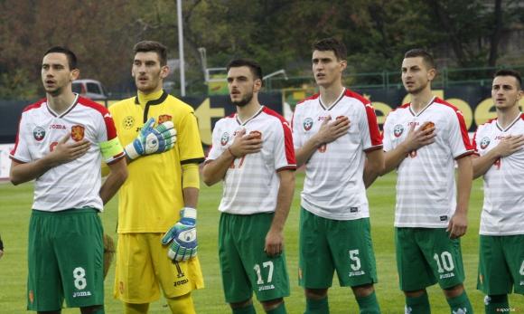 Младежите амбицирани за достойно представяне срещу Румъния