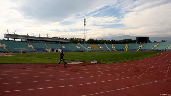 Лека атлетика в София - мисията невъзможна
