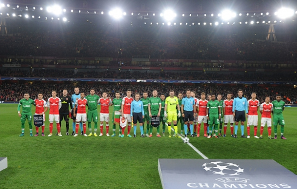 Интересът към Лудогорец - Арсенал е голям, вижте колко билета са продадени