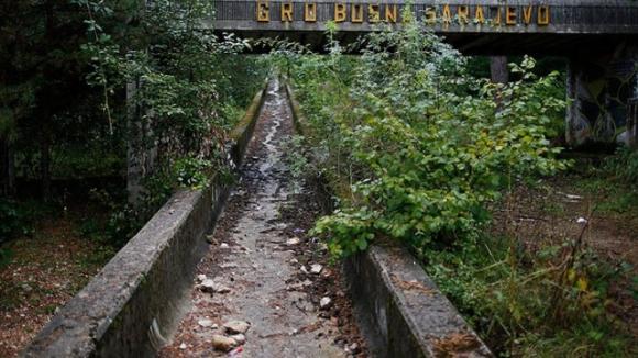 Сянката на войната. Как Сараево съживи олимпийските руини (снимки)