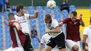 Защитник и нападател се завръщат в състава на Ботев (Гълъбово)