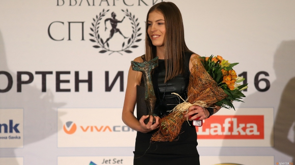 Катрин Маноилова: Надявам се това да е само една малка стъпка към най-успешните ми години