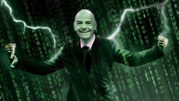 ФИФА: Революции...
