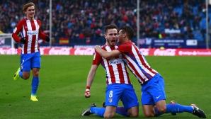 Атлетико подчини Лас Палмас след красив гол (видео)