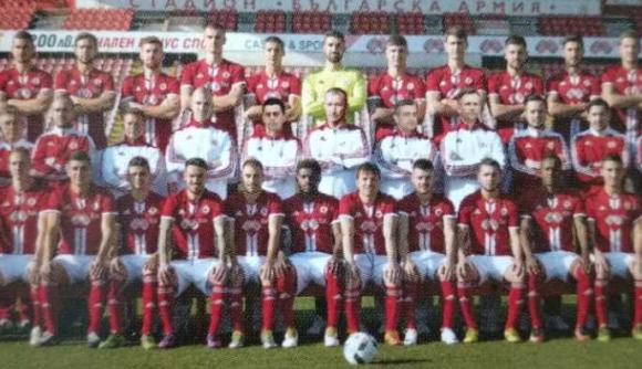Изтриха Йорданеску от календарчетата на ЦСКА-София (снимка)
