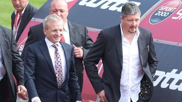 Ганчев не се е отказал от спортен директор