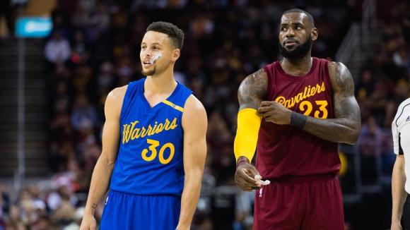 НБА призна за съдийски грешки в ущърб на Уориърс (видео)