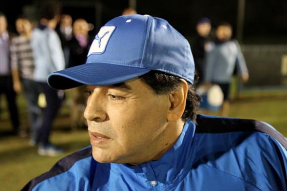 Марадона: Де Лаурентис би продал и жена си