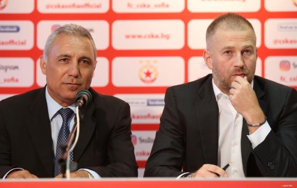Жеков: Между Ицо и Любо няма конфликт, могат да се разберат за ЦСКА