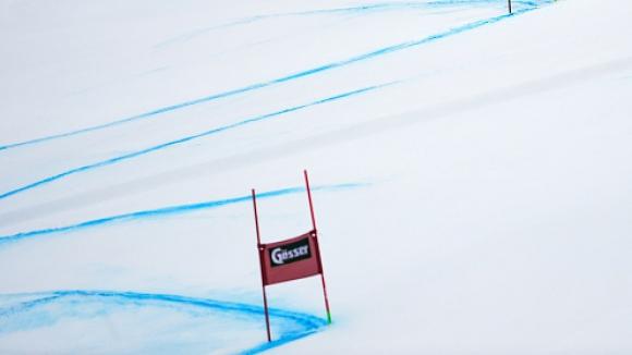 Отмениха спускането от Световната купа по ски-алпийски дисциплини заради вятър