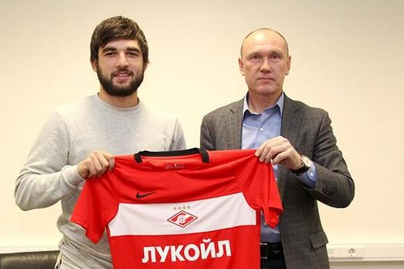 Спартак (М) плати 2,5 млн. евро за съотборник на Занев